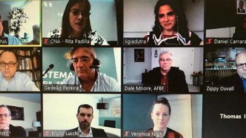 CNA e American Farm Bureau Federation anunciam criação do Diálogo Agrícola Brasil-EUA
