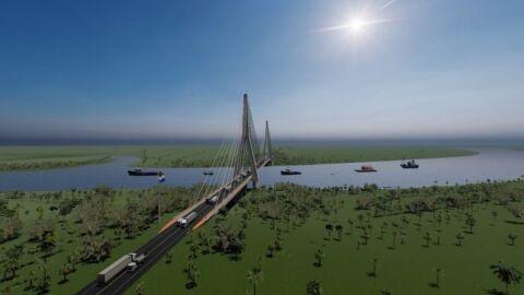 MS cobra do MRE posicionamento quanto a decisão do Paraguai de suspender licitação de ponte
