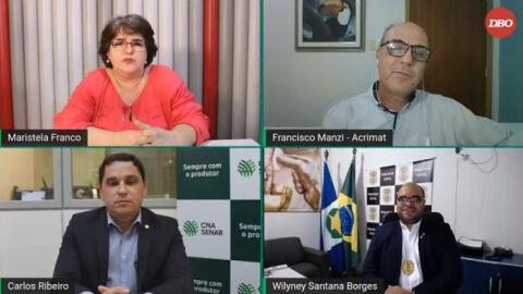 Instituto CNA participa de debate sobre furto de gado