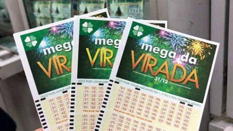 Mega da Virada: prêmio não resgatado pode ser revertido em compra de vacinas