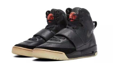 Tênis usado por Kanye West será leiloado por R$ 5,65 milhões; confira o modelo