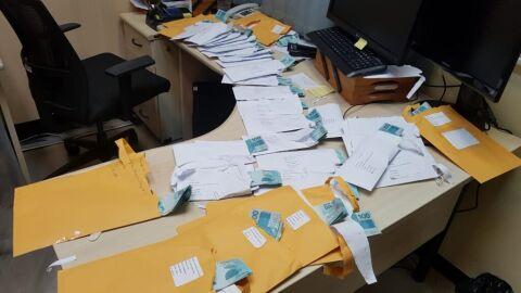 Polícia Federal realizou operação para combater falsificação de cédulas em Minas Gerais