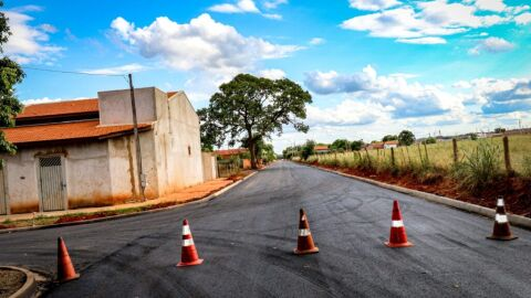 Prefeitura conclui 55% de obra de R$ 3,8 milhões em Três Lagoas
