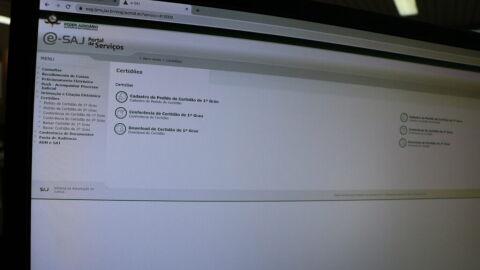 Emissão de Certidões Negativas segue disponível no Portal do TJMS