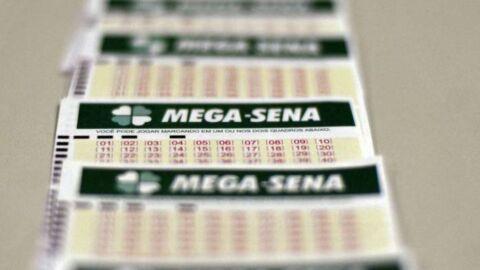 Mega-Sena: veja os números sorteados neste sábado; prêmio é de R$ 40 milhões