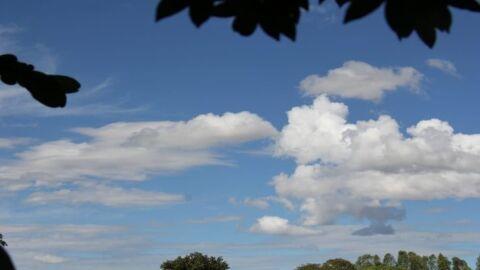 Domingo de sol entre nuvens e máxima de 34°C em Mato Grosso do Sul