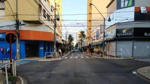 Covid-19: prefeitura diz que lockdown foi positivo em Araraquara
