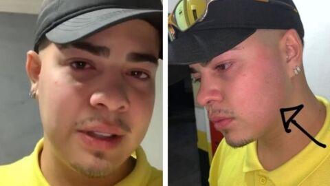 MC Jottapê diz que foi agredido durante abordagem policial em SP