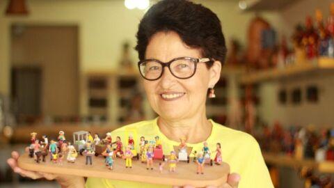 Encontro virtual trata de arte feminina e tradição popular