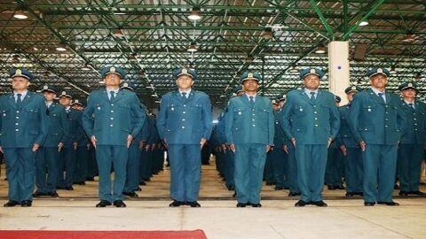 Em evento híbrido, governo forma 254 novos sargentos da Polícia Militar