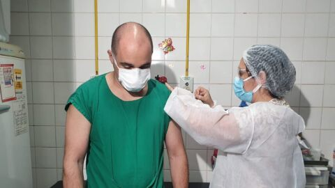 No retorno da vacinação, Campo Grande imunizou mais de 17 mil pessoas contra a Covid-19