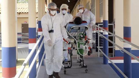 Medida Provisória libera mais R$ 2,69 bilhões para combate à pandemia