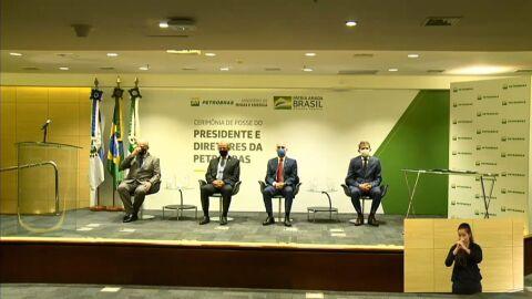 Petrobras: Silva e Luna contraria Bolsonaro e promete seguir preços globais