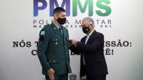 Governo forma 254 novos sargentos da Polícia Militar e anuncia novas promoções