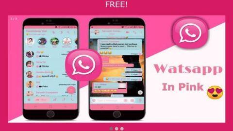 Cuidado com o WhatsApp Rosa: novo golpe pode controlar celulares das vítimas