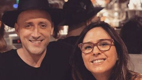 """Tatá Werneck fala sobre melhora de Paulo Gustavo: """"Tão linda a recuperação"""""""