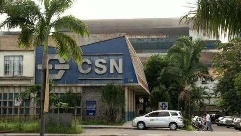 CSN informa que operações portuárias seguem normalmente na região de Itaguaí