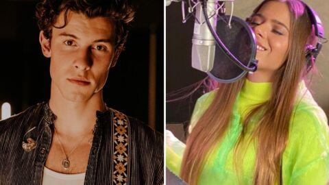 """""""Ainda não o vi"""", dizEmilia Pedersen sobre ir ao mesmo estúdio que Shawn Mendes"""