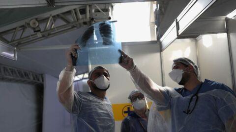 Brasil registra 1.347 óbitos e 30.634 casos de covid-19
