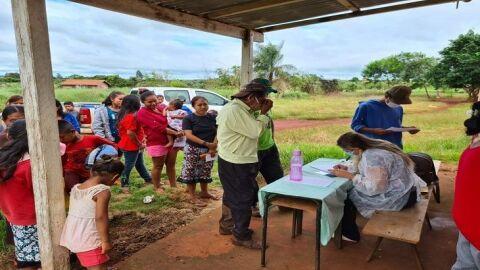 Mestrando indígena da UEMS faz monitoramento de casos de Covid-19 em aldeias de MS