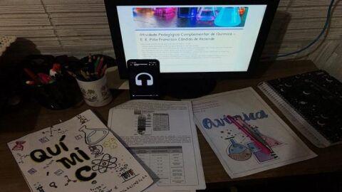Ensina Brasil: promove formação voltada para Estratégias do Ensino Remoto
