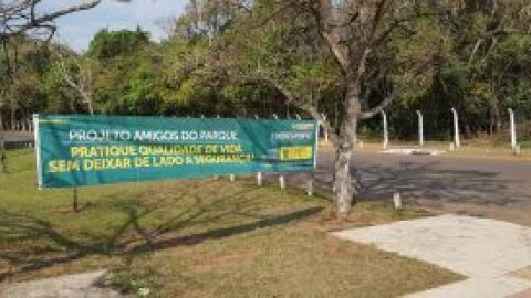 Projeto Amigos do Parque é sugestão de lazer ao ar livre no feriado de Tiradentes