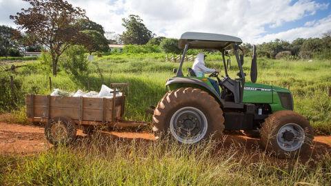 Senar lança série de vídeos sobre mecanização agrícola