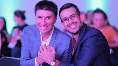 Janguiê Diniz e Marcus Marques: novos sócios da Inovahub de mentoria a startups