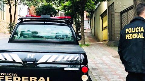 PF cumpre mandado de prisão em desfavor de equatoriano
