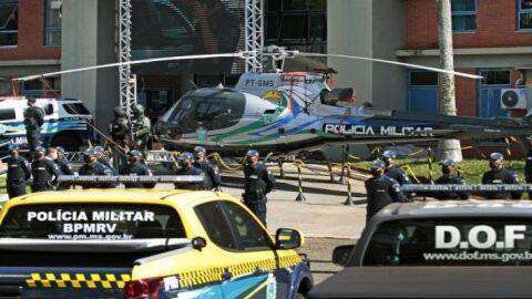 Tiradentes: no dia do patrono das polícias, Governo destaca investimentos na segurança