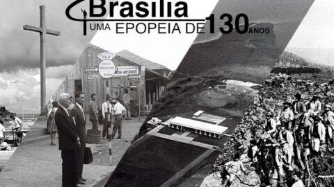 Brasília ganha exposição virtual com imagens e documentos inéditos