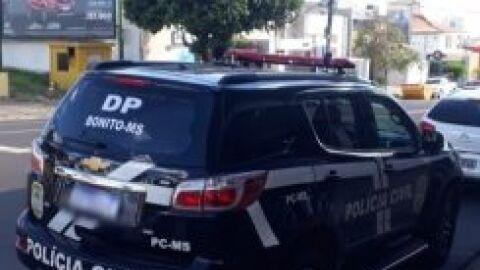 Suspeito de tentar matar idoso em Bonito é preso pela Polícia Civil