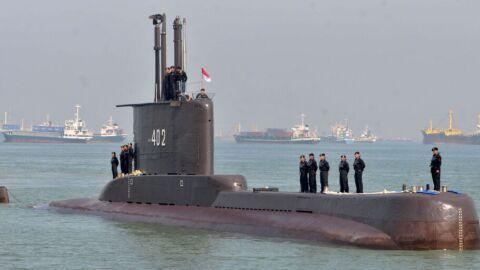 Indonésia: submarino tem capacidade de oxigênio de 72 horas