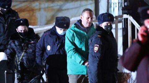 Polícia russa deteve 1.784 pessoas durante manifestações pro-Navalny