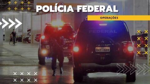 PF e FICCO combatem tráfico de drogas no leste de Minas Gerais