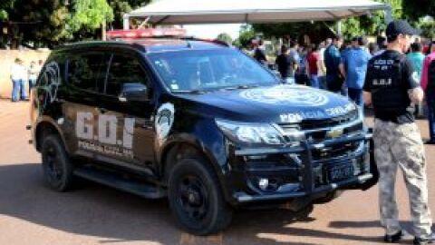 Polícia Civil prende suspeitos de roubo durante abordagem