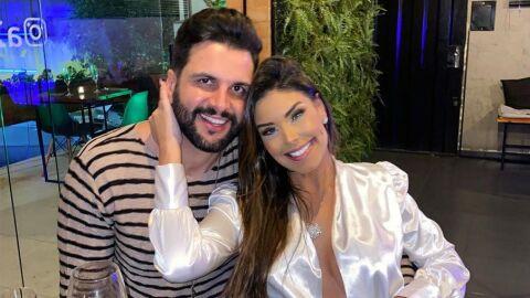"""Ex de Ivy Moraes processa a modelo e afirma: """"Houve traição dos dois lados"""""""