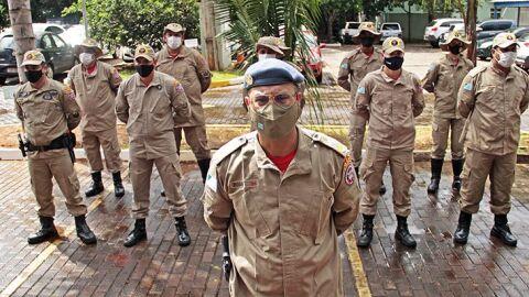 Gabarito oficial do processo seletivo interno do Corpo de Bombeiros é divulgado no DOE