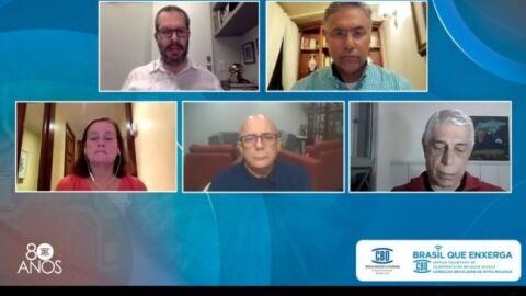 Superintende do Senar-MT participa de live que discute cuidado com os olhos