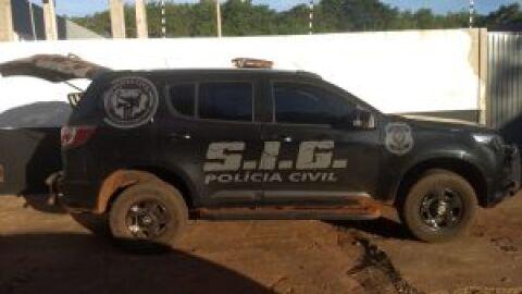 Polícia Civil prende em flagrante suspeito de furtar Unidade de Saúde em Dourados