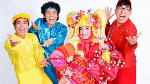 Grupo de atores cria espetáculo infantil on-line em prol de ONGs