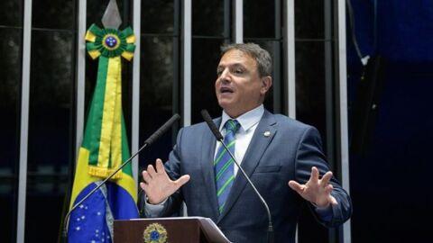 Senador Márcio Bittar (MDB-AC) não comparece a live sobre Orçamento 2021
