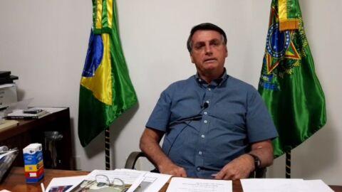 Bolsonaro diz que PL contra diferença salarial dificultará emprego para mulheres