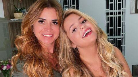 """Viih Tube é defendida pela mãe após Xuxa chamá-la de """"falsiane"""""""