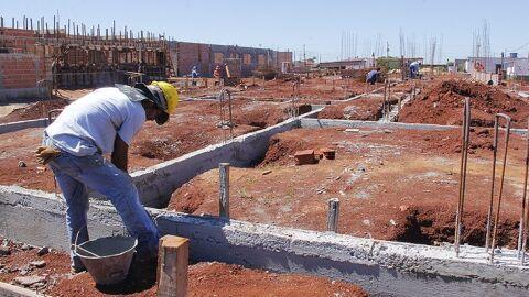 Empresas do setor da construção civil abrem processo seletivo pela Funtrab