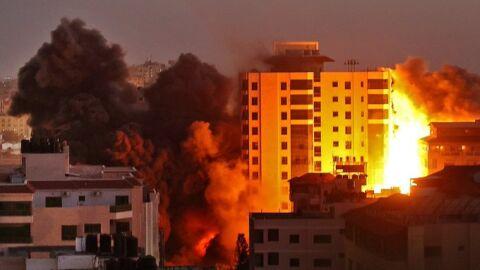 Guerra deixa 59 mortos: vídeo mostra míssil atingindo Tel Aviv e céu repleto de mísseis