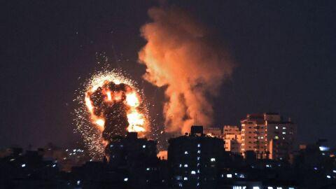 """Estoura guerra no """"Dia de Jerusalém"""" entre Israel e Hamas"""