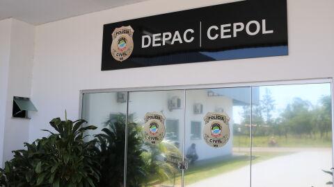Leandro é flagrado furtando lixeira e detido por vizinhos no Tiradentes