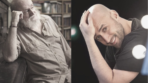 Paulo Gustavo e Aldir Blanc morreram pela covid-19 no mesmo 04 de maio