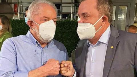Lula inclui MS na maratona pela reconstrução democrática do País